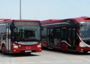 Sentyabrın 15-də avtobusların hərəkət sxemi dəyişdiriləcək
