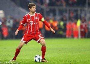 Müller ən yaxşı oyunçu seçild