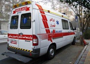İranda yol qəzası - 21 ölü, 3 yaralı