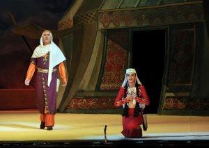 """Opera və Balet Teatrı yeni mövsümü """"Leyli və Məcnun"""" operası ilə açıb"""