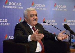 Rövnəq Abdullayev: TAP layihəsi üzrə ümumi iş həcminin 75 faizdən çoxu icra edilib