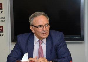 Əflatun Amaşov: Ermənistan sabitliyi pozacaqsa, layiqli cəzasını alacaq
