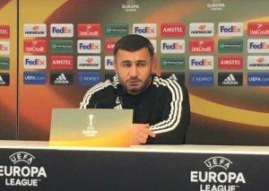 Qurban Qurbanov: İnanıram ki, qarşıdakı oyunlarda daha yaxşı çıxış edəcəyik