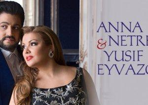 Anna Netrebko və Yusif Eyvazov Mayamidə konsert proqramı ilə çıxış edəcəklər