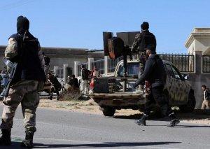 Tripolidə silahlı toqquşmalar nəticəsində ölənlərin sayı 115-ə çatıb