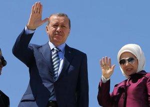 Türkiyə prezidenti Nyu-Yorka səfərə gəlib
