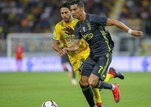 """Ronaldo """"Yuventus""""da növbəti qolunu vurdu"""