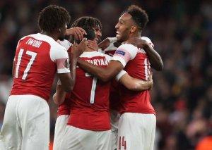 """""""Arsenal""""dan qələbə"""