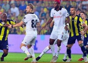 """""""Fənərbağça"""" - """"Beşiktaş"""" görüşündə qalib müəyyənləşməyib"""