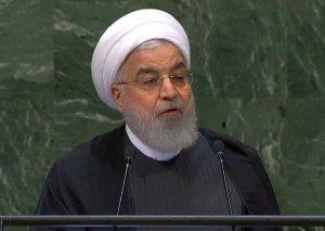 Ruhani: ABŞ beynəlxalq institutları səmərəsiz etməyə çalışır