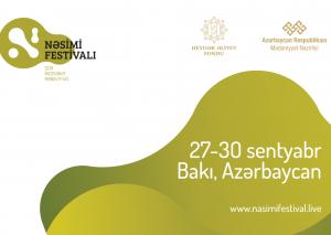 Bu gün Nəsimi – şeir, incəsənət və mənəviyyat Festivalı başlayır