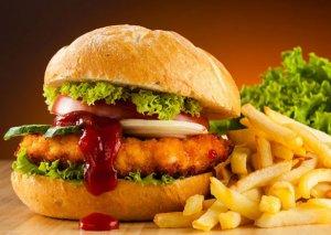 Fastfood depresiyaya səbəb olur