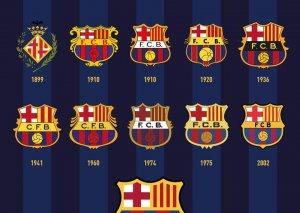 """""""Barselona"""" emblemində nəyi dəyişdi?"""