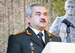 General 180 min rüşvət verən polkovniki işdən çıxardı EKSKLÜZİV
