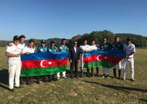 Polo üzrə Avropa birinciliyində Azərbaycan millisinin böyük uğuru