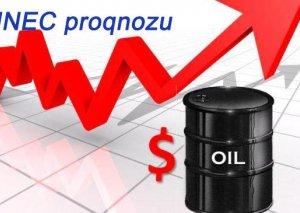 Azərbaycan neftinin dünya bazar qiymətinin yenilənən UNEC proqnozu