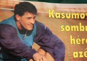 Azərbaycan futbolunun canlı əfsanəsi əsri yarıladı