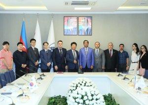 BANM Koreyanın HMC şirkətilə layihə həyata keçirir