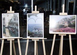 """Bakıda """"Ciao Italia"""" fotomüsabiqəsinin qalibləri mükafatlandırılıblar"""