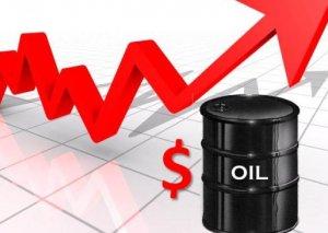 Azərbaycan neftinin QİYMƏTİ rekord artım nümayiş etdirir