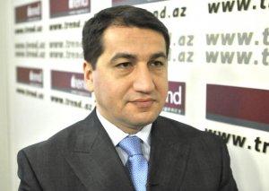 Hikmət Hacıyev: Azərbaycan-Rusiya əlaqələri strateji tərəfdaşlıq müstəvisində uğurla inkişaf edir