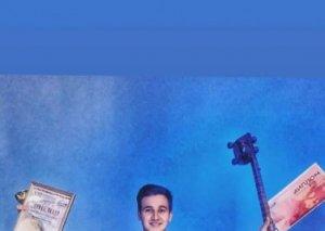 """Musiqiçimiz Sankt-Peterburqda keçirilən beynəlxalq festivalın """"Ən yaxşı ifaçısı"""" adına layiq görülüb"""