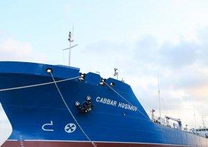 Azərbaycanın daha bir tankeri əsaslı təmirdən sonra istismara qaytarılıb