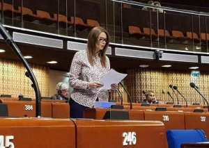 Azərbaycan deputatı AŞ PA-da Avropada artan islamafobiya, ksenofobiya fonunda dinlərarası dialoq üzrə işlərlə bağlı cavab istədi