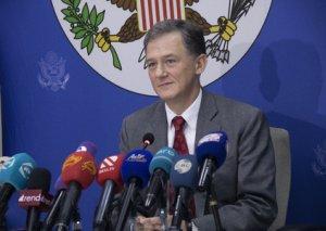 Amerikalı diplomat Bakıda mühüm görüşlər keçirdi və mətbuata ilginc açıqlamalar verdi
