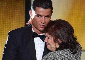 Anasından Ronaldoya dəstək –