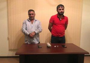 İrandan Azərbaycana narkotik vasitələr keçirməyə cəhd edən 3 nəfər saxlanılıb