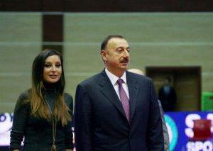 Prezident İlham Əliyev və xanımı Mehriban Əliyeva Quba Rayon Mərkəzi Xəstəxanasının açılışında iştirak edib