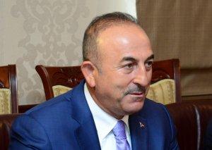 """Türkiyə xarici işlər naziri """"Sədr"""" hərəkatının lideri ilə görüşüb"""
