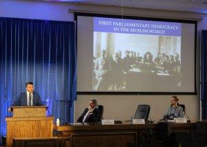 ABŞ-da keçirilən simpoziumda Azərbaycan multikulturalizmi müzakirə olunub