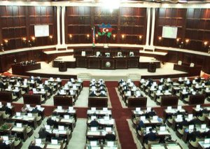 Bu gün Milli Məclis var - Deputatlar 54 məsələ üçün toplaşır