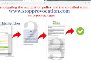 Kaliforniyadakı prospektin Arsax adlandırılması ilə baglı petisiya hazırlanıb