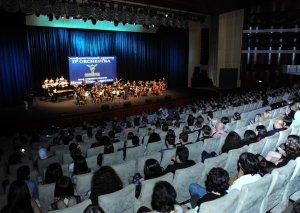 Heydər Əliyev Sarayında İqor Ponomarenkonun orkestrinin konserti olub