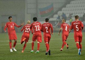 Azərbaycan yığması UEFA Millətlər Liqasında daha bir heç-heçə etdi