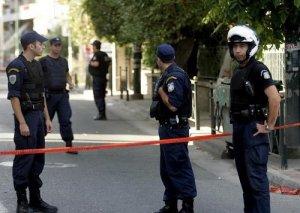 Afinada anarxistlər polis bölməsinə hücum edib, 4 polis yaralanıb