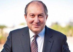 Ermənistan prezidenti Armen Sarkisyan hökumətin istefasını qəbul edib