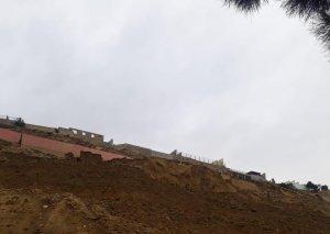 Yağış Badamdar sürüşmə zonasında torpaq qatının ağırlaşmasına səbəb olub