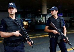 Sakaryada ƏMƏLİYYAT - İŞİD-in 7 üzvü saxlanıldı