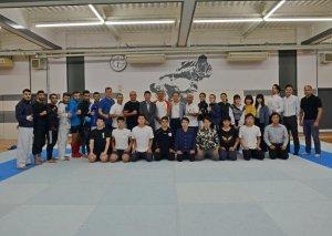 Karateçilərimiz Madriddə dünya çempionatına hazırlıq üçün məşqlərə başladılar