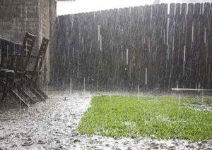 Culfa və Ordubada güclü yağış yağıb