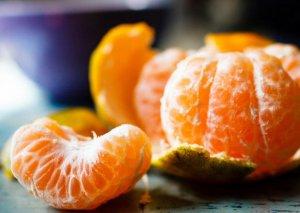Müalicəvi meyvə mandarin