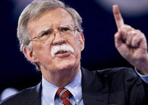 Amerika anti-İran koalisiyası qura bilmədi - Boltondan səfərsonrası açıqlamalar