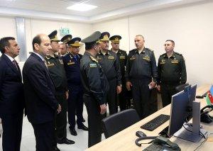 Zakir Həsənov: Ordumuzun Azərbaycan peykindən istifadəsi hərbi imkanlarımızı daha da genişləndirir