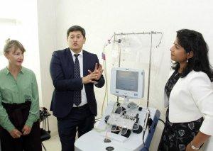 Talassemiya Mərkəzində postsovet məkanında ilk dəfə exchange transfuziya proseduru həyata keçirilib