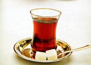 Gündə iki stəkan çay içmək...