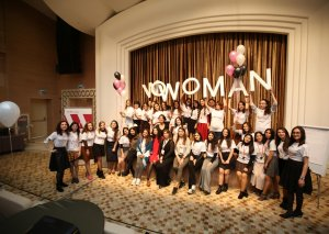 """ABŞ səfirliyi """"WoWoman in Me"""" liderlik və mentorluq proqramını maliyyələşdirir"""